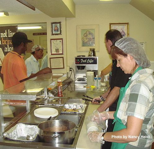 outreach kitchen