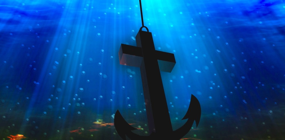 anchor underwater