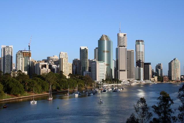 city skyline in daytime