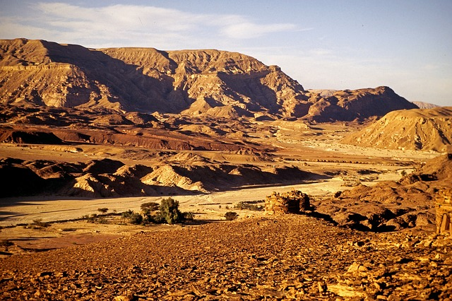 photo of Sinai desert